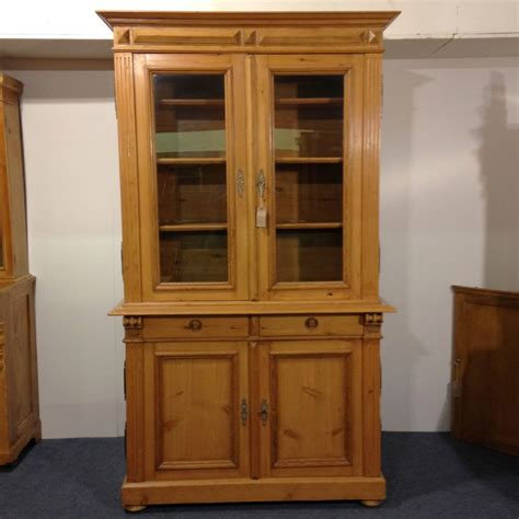 antique pine tv cabinet antique pine display cabinet antique furniture