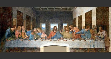 cuadro la ultima cena da vinci qu 233 es la 218 ltima cena pintura 187 definici 243 n y concepto