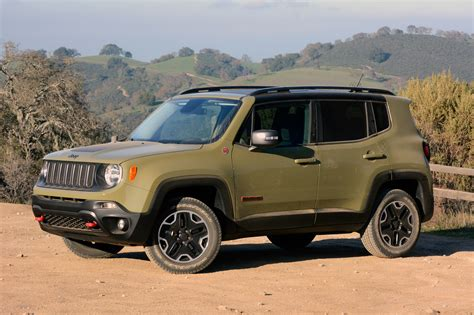 Jeep Renegarde 2015 Jeep Renegade Trailhawk W