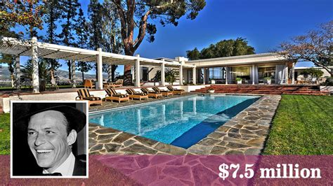 frank sinatra home onetime frank sinatra party pad for sale in chatsworth
