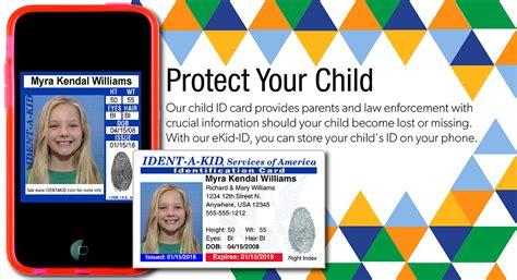 free printable kid id cards infocard co free printable child identification card infocard co