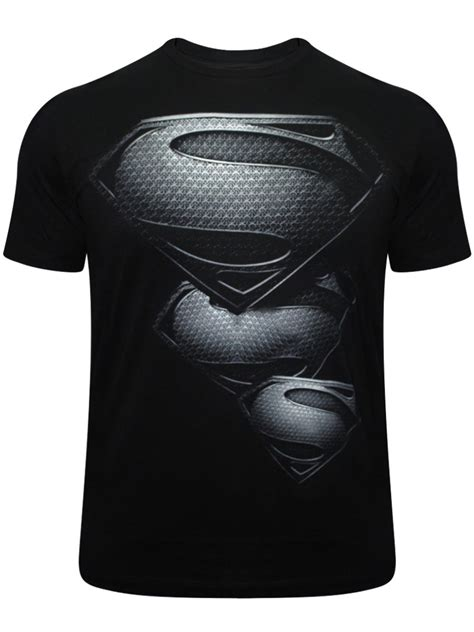 T Shirt buy t shirts black superman t shirt mt0bsp30a