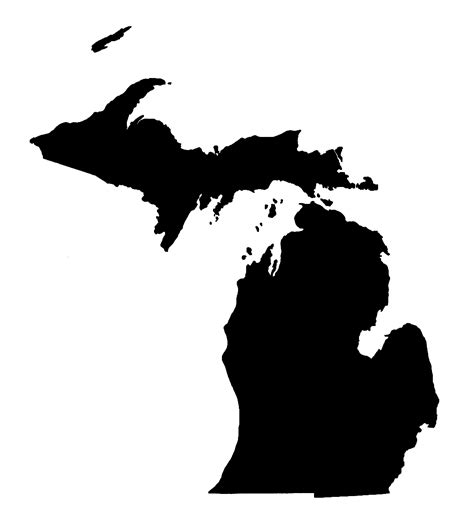 Search Michigan Search Results For Michigan Outline Calendar 2015