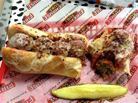 fire house subs review firehouse subs the bald gourmet