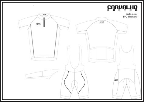 cycling shirt template design template for custom cycling jerseys tri suits