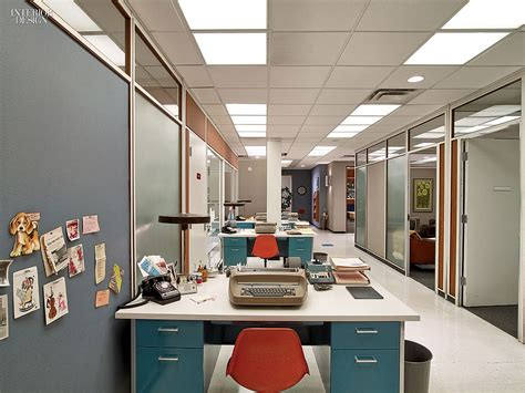 on the set of mad men at the office in the home artwork mad men s set design subtraction com