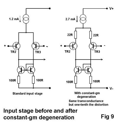 emitter degeneration resistor current mirror degeneration resistor 28 images adding emitter resistors two port network