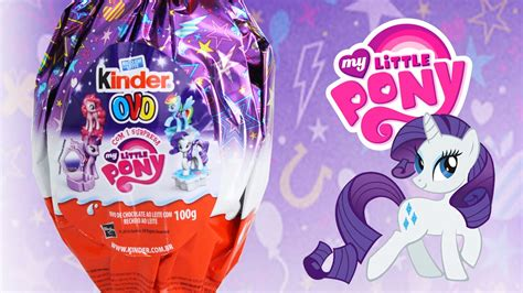 Kinder My Pony ovo de p 225 scoa my pony 2016 kinder ovo surpresa mlp