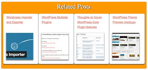 layout css wordpress related posts plugin easy web design tutorials
