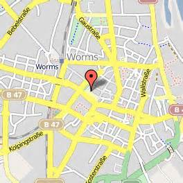 Worms Germany Map by Dom Hotel Worms Rhineland Palatinate Reviews And Rates