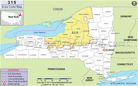 Area Code 315 Lookup 315 Area Code Map Where Is 315 Area Code In New York