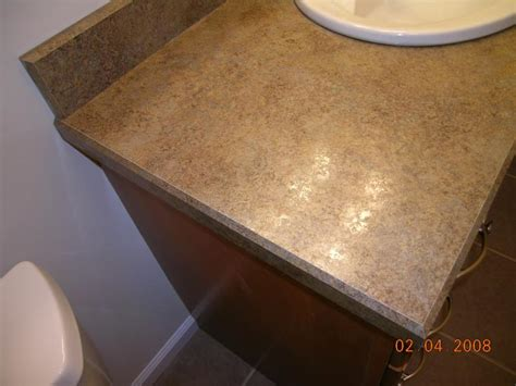 Beveled Countertop by J D Custom Cabinets Countertops