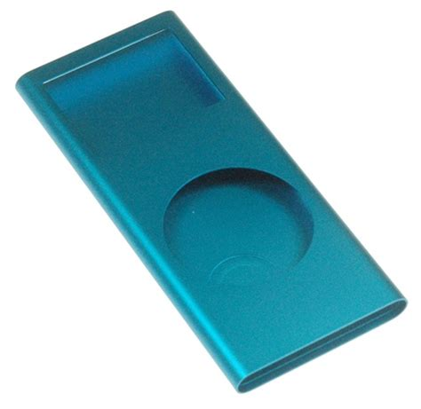 Iskin For The 2nd Generation Nano by Ipod Nano 2nd Shell Blue