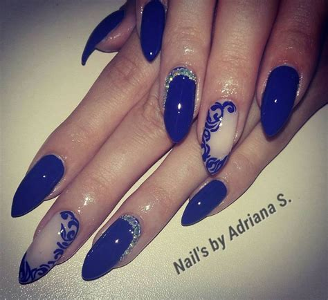 Trends Bandage Dresses To Blue Nails Style Weekly Couture In The City by The 25 Best Royal Blue Nails Ideas On Blue