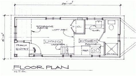 tiny house on wheels floor plans cottage tiny house floor plans cottage on wheels tiny