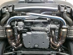 Exhaust System Blockage Dented Exhaust Headers From Speed Bumps And Other Road
