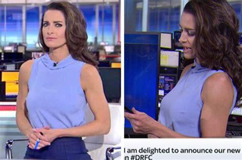 wardrobe malfunctions pictures videos breaking news sky sports news anchor nips twitter debate in the bud