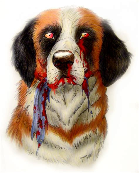 cujo the cujo by naravox on deviantart