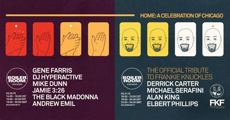 frankie knuckles boiler room home a celebration of chicago boiler room