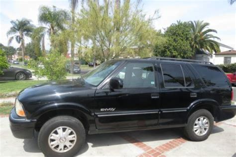 books about how cars work 2000 gmc envoy electronic toll collection sell used 2000 gmc envoy no reserve only 58k original miles excellent 4wd loaded in los angeles