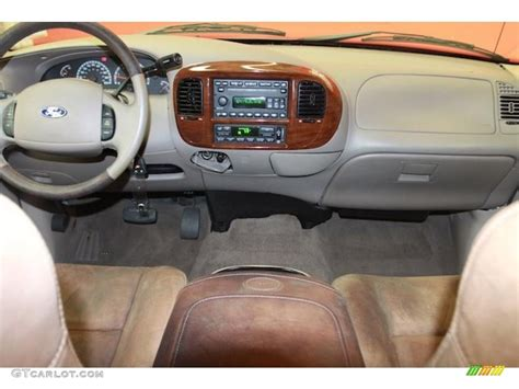 2003 Ford F150 Interior by Castano Brown Leather Interior 2003 Ford F150 King Ranch