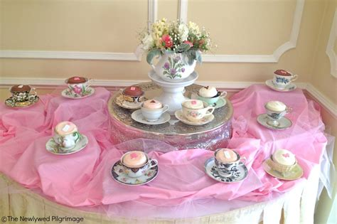 Tea Baby Shower baby showers archives skills