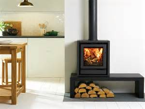 Modern Wood Burning Stove Stovax Riva F40 Freestanding Contemporary Multi Fuel