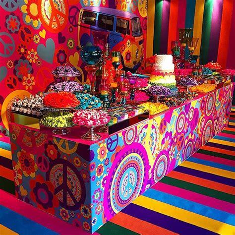 60s decor 60 s theme party groovy gift ideas pinterest 60