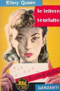 lettere scarlatte the scarlet letters q b i