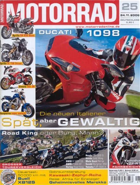 78 Ps Motorrad by Motorradzeitungen Testberichte Gebrauchte
