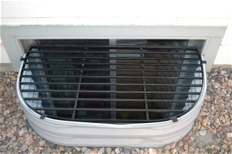 metal window well covers window well covers 171 architectural metal works custom