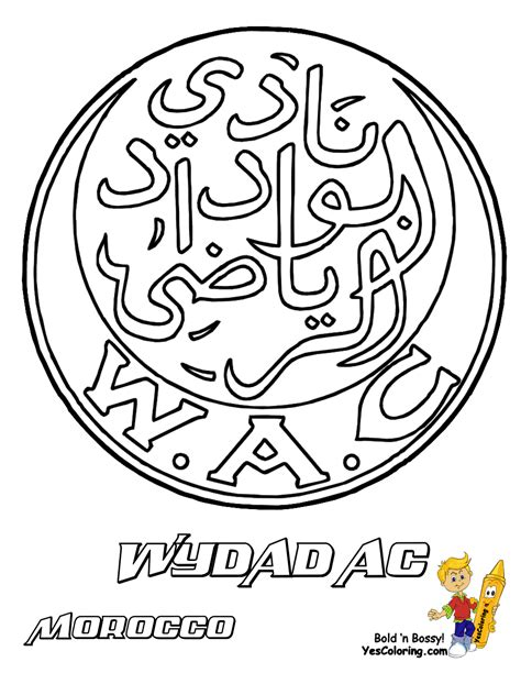 moroccan flowers free coloring pages