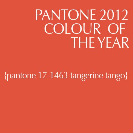 pantone color of the year 2012 tallgrass prairie studio tangerine tango how do i love