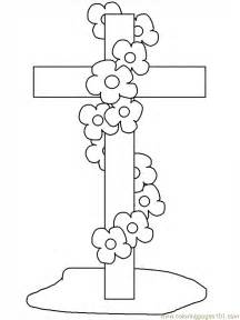 free printable cross coloring pages kids cross coloring pages christmas coloring style