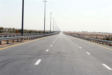 emirates road which dubai roads to be remade this year emirates 24 7