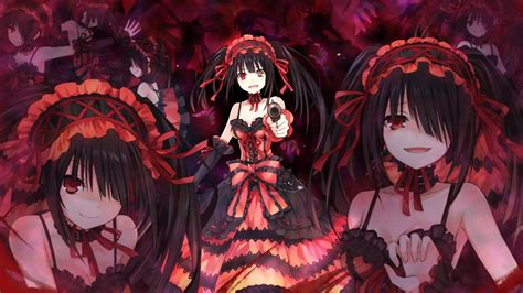 wallpaper anime date a live date a live full hd wallpaper and background image