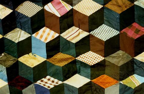Free Tumbling Blocks Quilt Pattern by Tumbling Block Quilt Pattern Free Quilt Patterns
