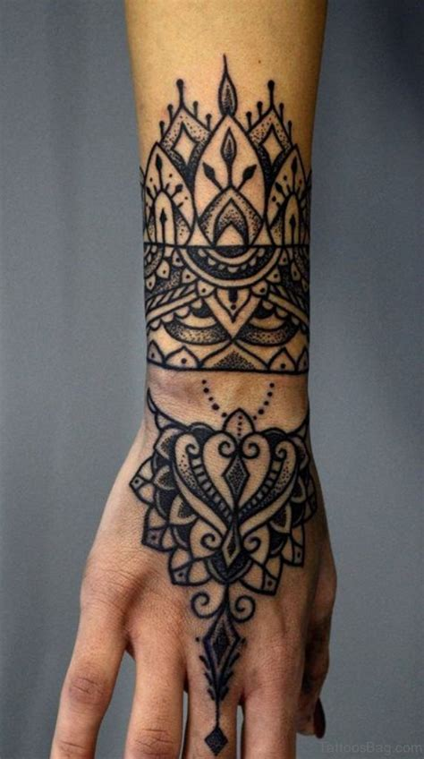 tattoo mandala hand 50 great looking mandala tattoos on hand