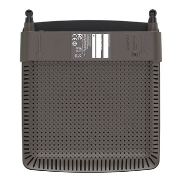 Sale Wireless Dual Band Ac1200 Smart Router Linksys Ea6300 linksys ea6100 ac1200 dual band smart wi fi wireless router