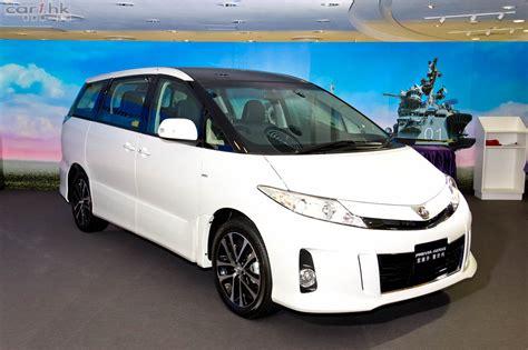 New Toyota Estima 2015 New 2015 Model For Toyota Estima Or Previa Autos Post
