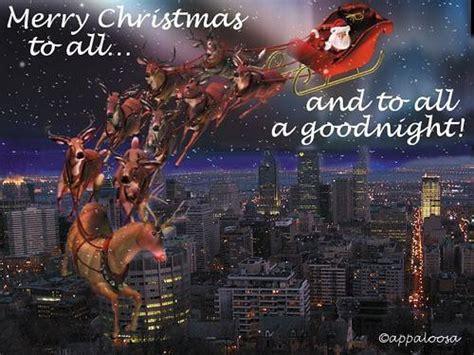 happy christmas       good night