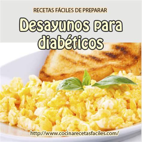 cocina para diabeticos recetas faciles recetas de desayunos para diab 233 ticos cocina recetas f 225 ciles