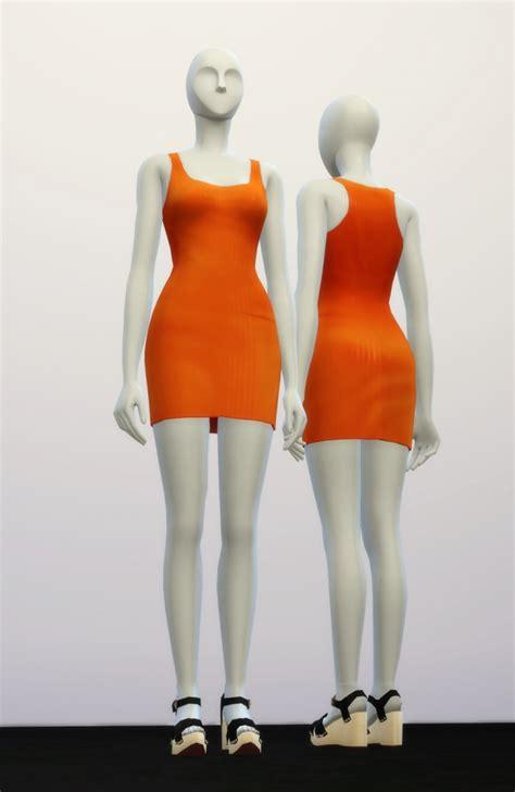 Basic M Dress basic dress m iii at nail 187 sims 4 updates