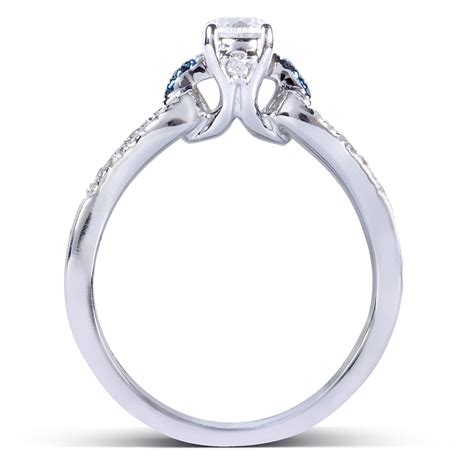 2 carat solitaire engagement rings more