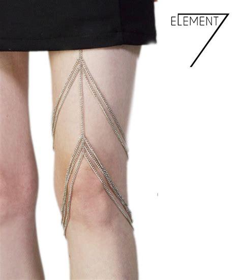 how to make leg chain jewelry chain leg chain jewelry pride creations