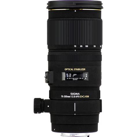 Sigma 70 200mm F28 Apo Ex Dg Os Hsm Sigma 70 200mm F 2 8 Ex Dg Apo Os Hsm For Pentax 589109 B H