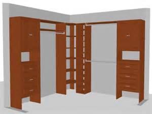 l shaped closet solution bedroom ideas pinterest