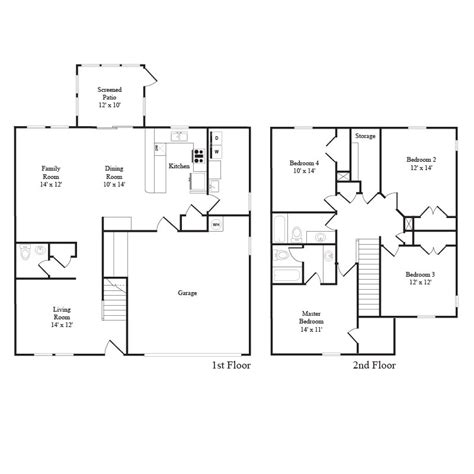 C Lejeune Base Housing Floor Plans | awesome c lejeune base housing floor plans gallery