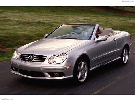 2009 Mercedes Clk350 by 2009 Mercedes Clk 350 Cabriolet Car Picture