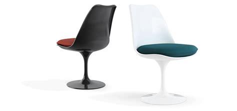 sedia tulip knoll tulip armless chair knoll